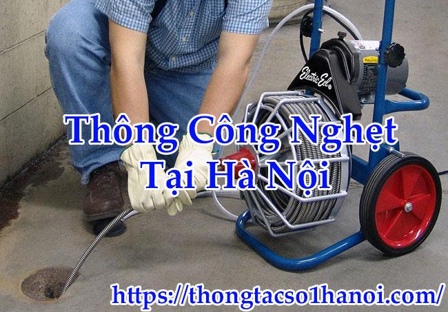 Thong Cong Nghet Tai Ha Noi