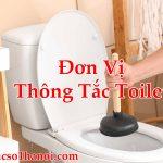 Đơn Vị Thông Tắc Toilet