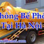 Thông Bể Phốt Tại Hà Nội