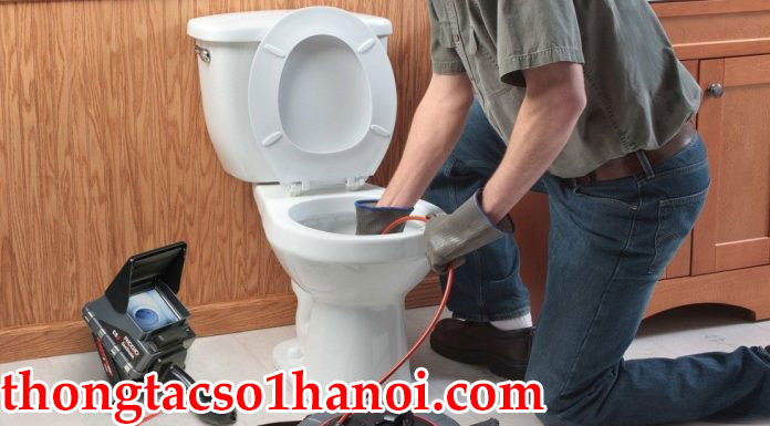 Thong Tac Toilet