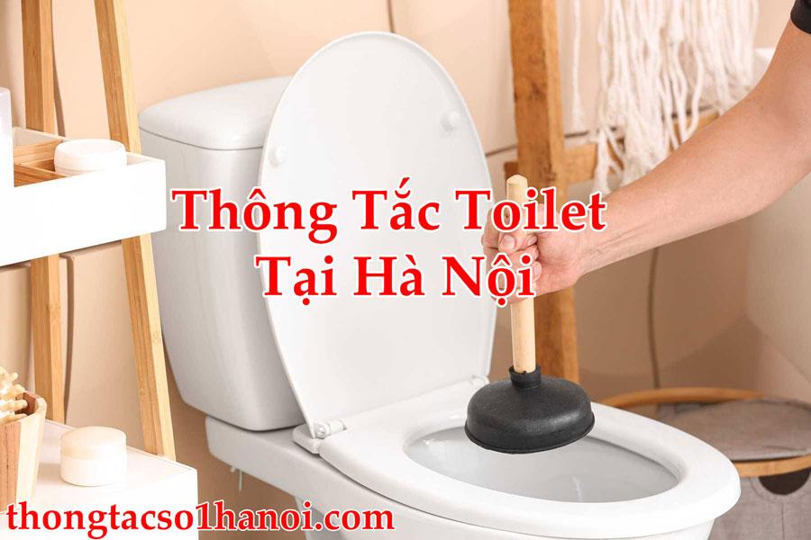 Thông Tắc Toilet Tại Hà Nội