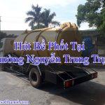 Hút Bể Phốt Tại Phường Nguyễn Trung Trực Uy Tín Phục Vụ 24/7