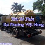 Hút Bể Phốt Tại Phường Việt Hưng